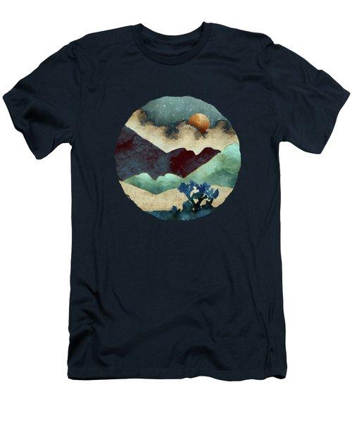 Evening Calm Men's T-Shirt (Athletic Fit)