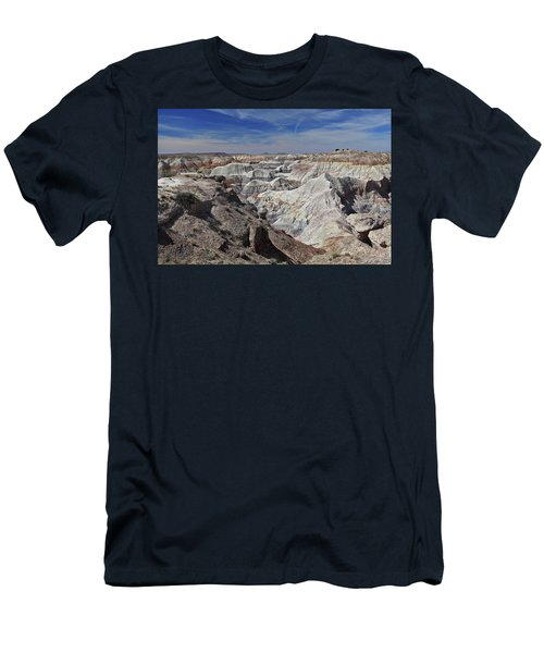 Evident Erosion Men's T-Shirt (Athletic Fit)