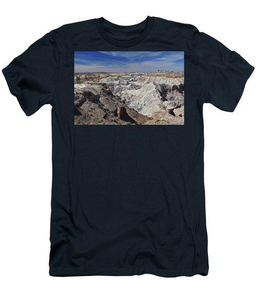Evident Erosion Men's T-Shirt (Athletic Fit)