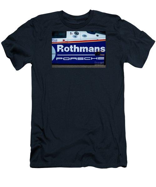 Exhaustion Men's T-Shirt (Athletic Fit)