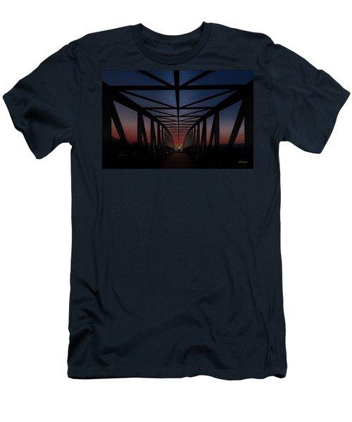 Exuberance Men's T-Shirt (Athletic Fit)