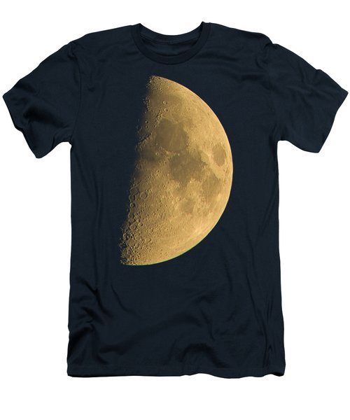 Men's T-Shirt (Athletic Fit) featuring the photograph Eye Of The Night by Alexey Kljatov