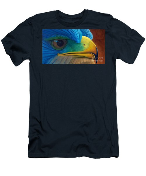 Eye On The Prize Men's T-Shirt (Athletic Fit)