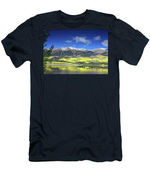 Faafallscene113 Men's T-Shirt (Athletic Fit)