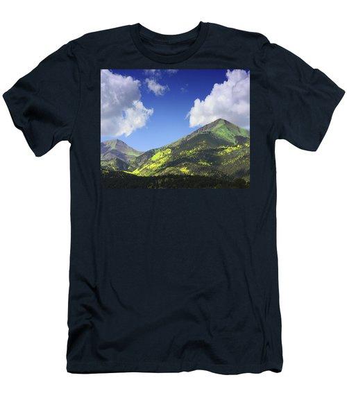Faafallscene114 Men's T-Shirt (Athletic Fit)