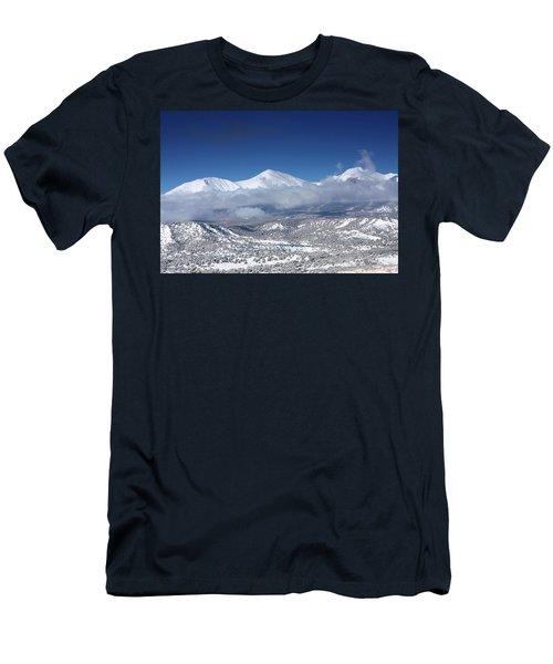 Faashavanowinter2 Men's T-Shirt (Athletic Fit)