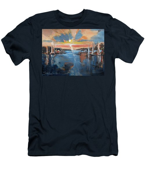 Fading Day Vi Men's T-Shirt (Athletic Fit)
