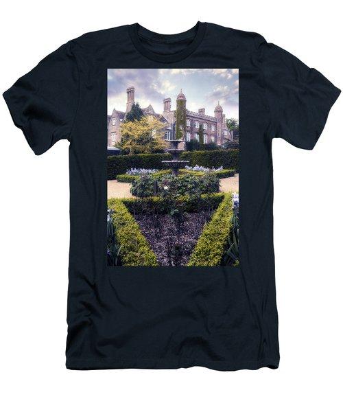 Fairy Tale Mansion Men's T-Shirt (Athletic Fit)