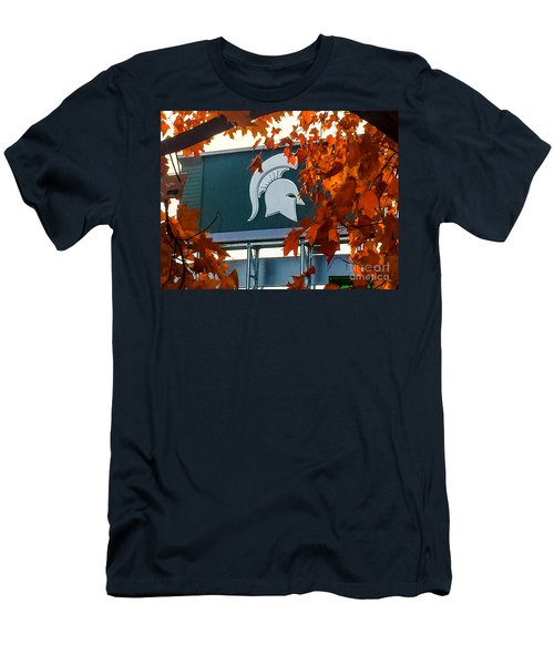 Fall Is Football Men's T-Shirt (Athletic Fit)