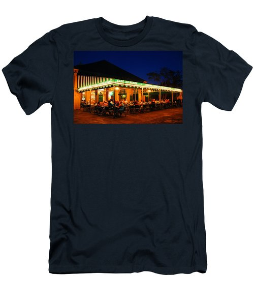 All For The Beignets Men's T-Shirt (Athletic Fit)
