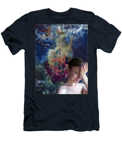 Fancy Dream Men's T-Shirt (Athletic Fit)