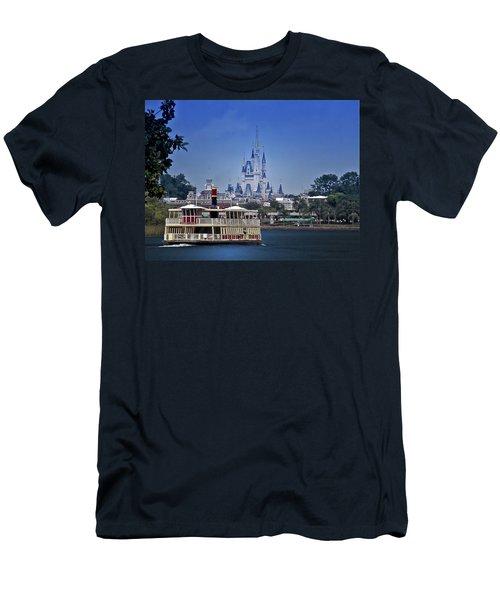 Ferry Boat Magic Kingdom Walt Disney World Mp Men's T-Shirt (Athletic Fit)