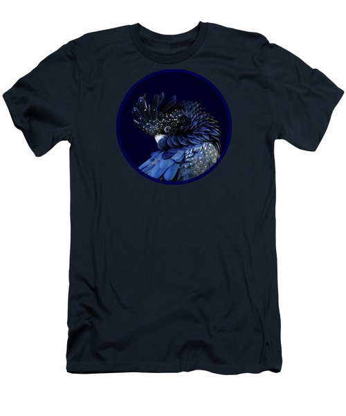 Fibonacci Cockatoo Men's T-Shirt (Athletic Fit)