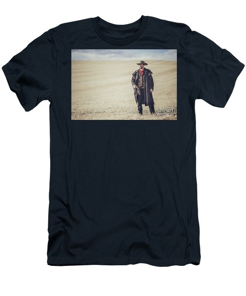 Fields Of Yesterday Men's T-Shirt (Athletic Fit)