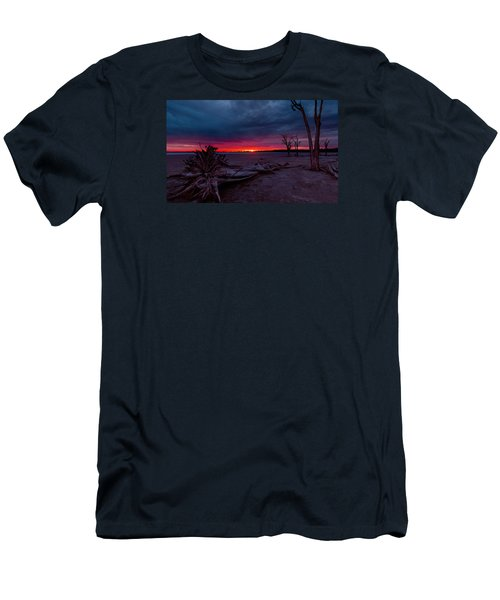 Final Sunset Men's T-Shirt (Athletic Fit)