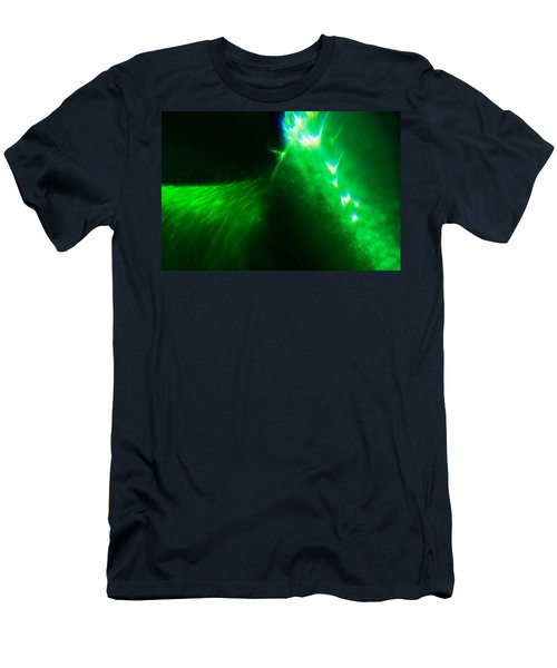 Men's T-Shirt (Athletic Fit) featuring the photograph Flare by Greg Collins