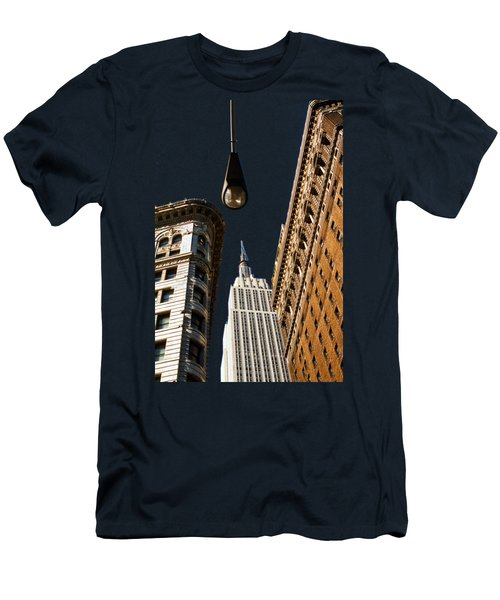 Flatiron District Men's T-Shirt (Athletic Fit)