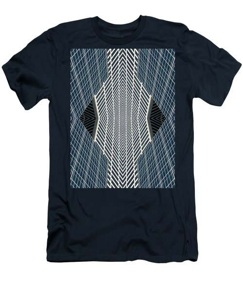Men's T-Shirt (Athletic Fit) featuring the photograph Grace No. 2 by Keith McGill