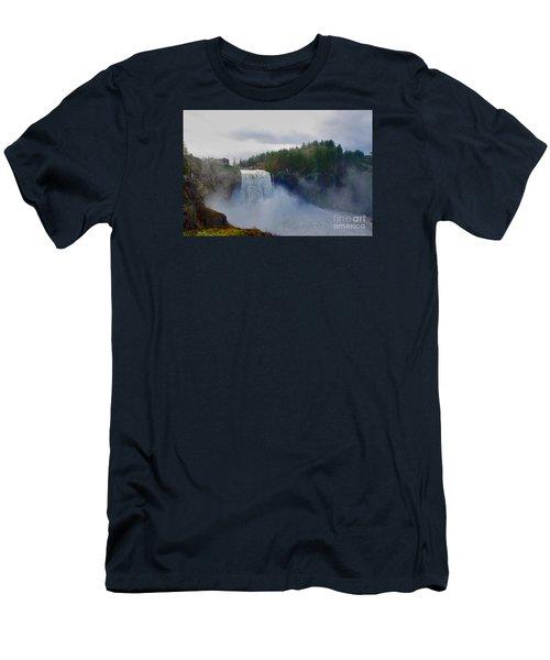 Flood Stage Men's T-Shirt (Athletic Fit)