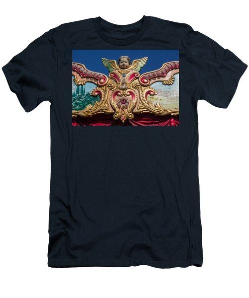 Florentine Carousel Men's T-Shirt (Athletic Fit)