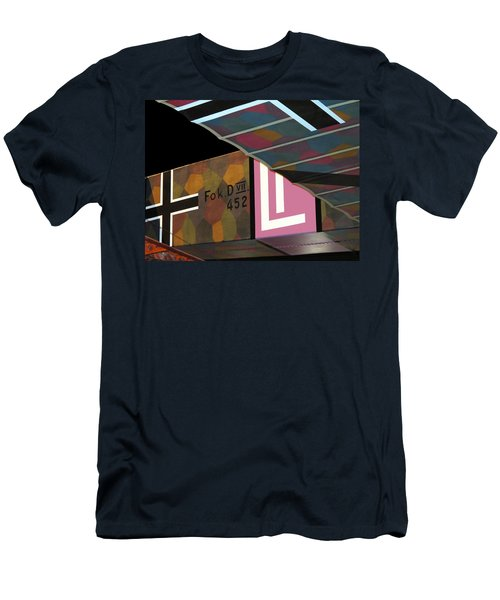 Fokker D Vii Men's T-Shirt (Athletic Fit)