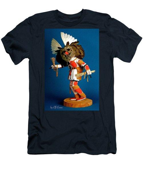 Fool Me Once Shame On Me Men's T-Shirt (Slim Fit) by Elf Evans