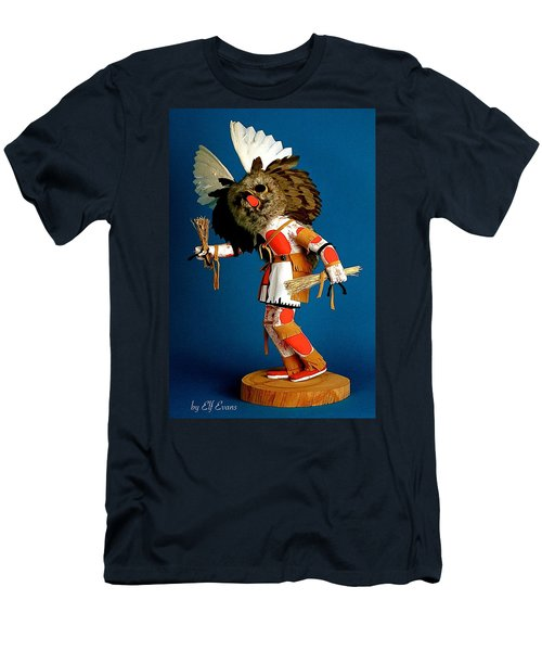 Men's T-Shirt (Athletic Fit) featuring the photograph Fool Me Once Shame On Me by Elf Evans