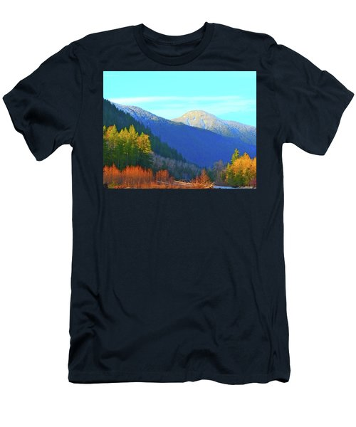 Foothills Men's T-Shirt (Athletic Fit)