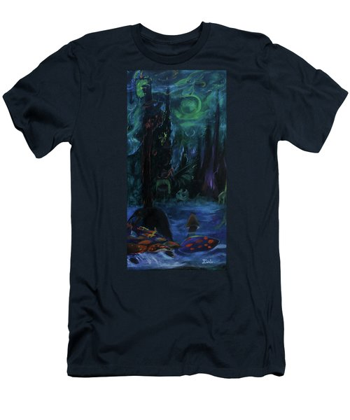 Forbidden Forest Men's T-Shirt (Athletic Fit)