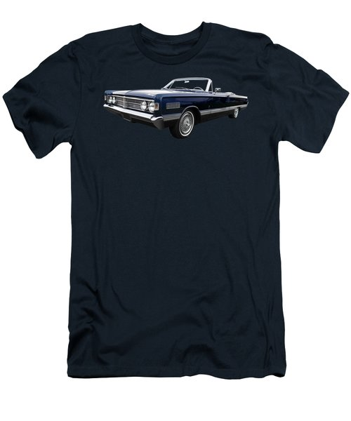 Men's T-Shirt (Slim Fit) featuring the photograph Ford Mercury Park Lane 1966 by Gill Billington