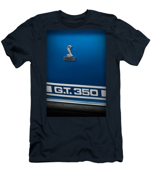 Ford Mustang G.t. 350 Cobra Men's T-Shirt (Athletic Fit)