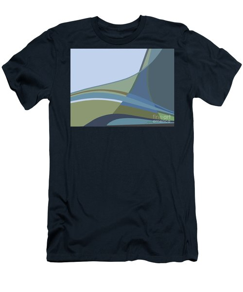Forest View Men's T-Shirt (Athletic Fit)