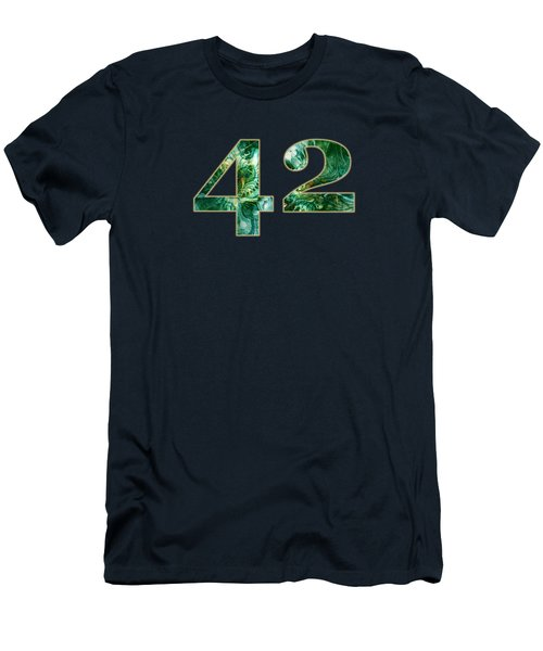 Forty Two Men's T-Shirt (Athletic Fit)