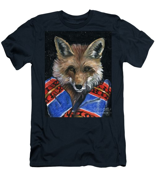 Fox Medicine Men's T-Shirt (Athletic Fit)