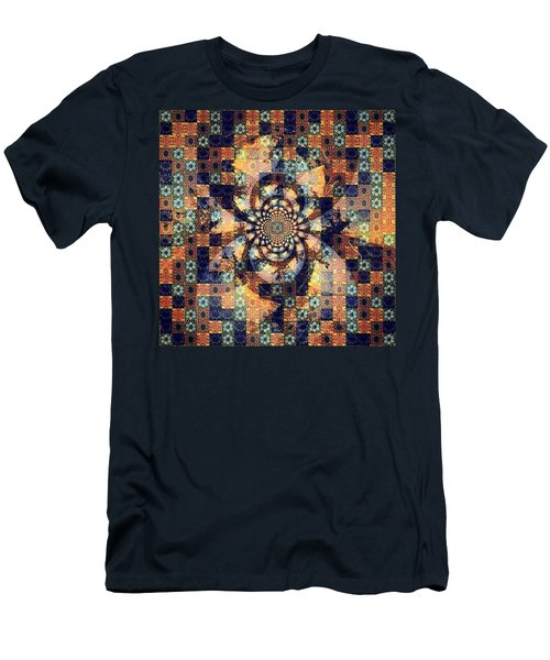 Fractals Within Fractals Within Men's T-Shirt (Athletic Fit)