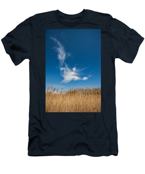 Men's T-Shirt (Slim Fit) featuring the photograph Freedom by Davorin Mance