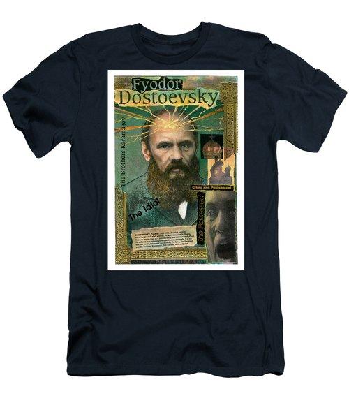 Fyodor Dostoevsky Men's T-Shirt (Athletic Fit)