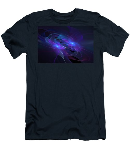 Galactic Duel Men's T-Shirt (Athletic Fit)