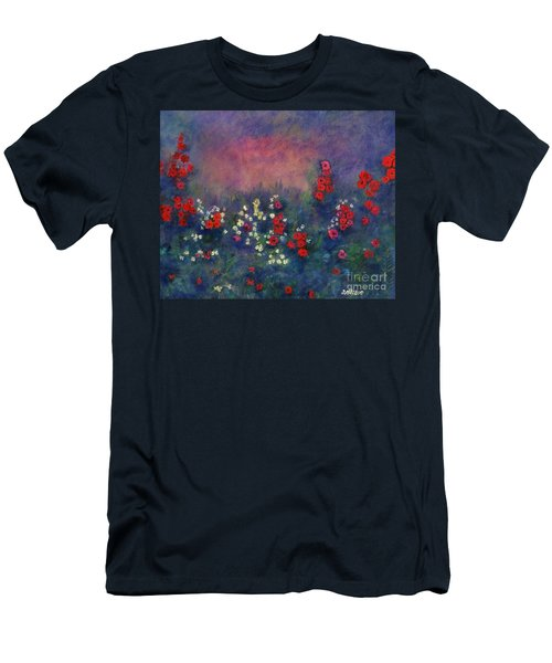 Garden Of Immortality Men's T-Shirt (Athletic Fit)