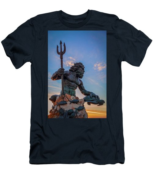 Gaze I Men's T-Shirt (Slim Fit) by David Cote