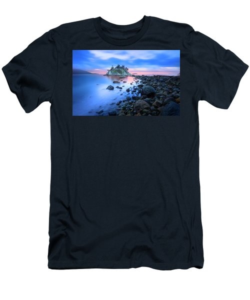 Men's T-Shirt (Slim Fit) featuring the photograph Gentle Sunrise by John Poon