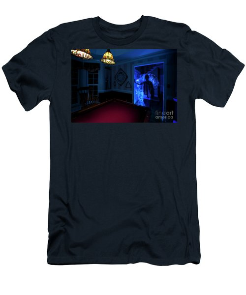 Ghost Of The Parlor Men's T-Shirt (Athletic Fit)