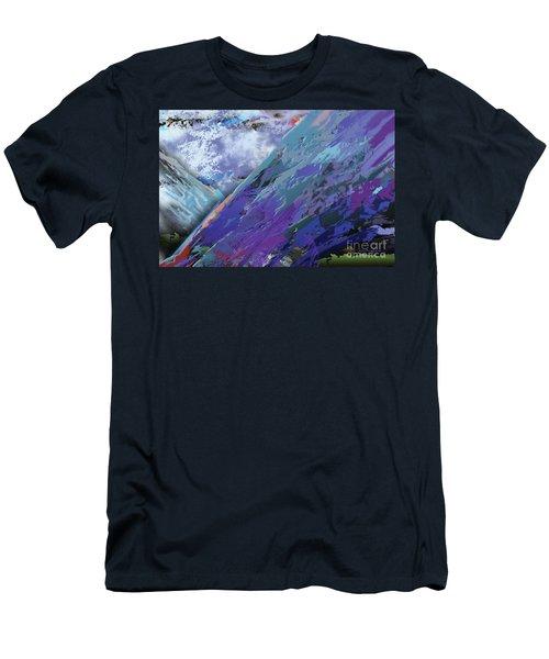 Glacial Vision Men's T-Shirt (Athletic Fit)