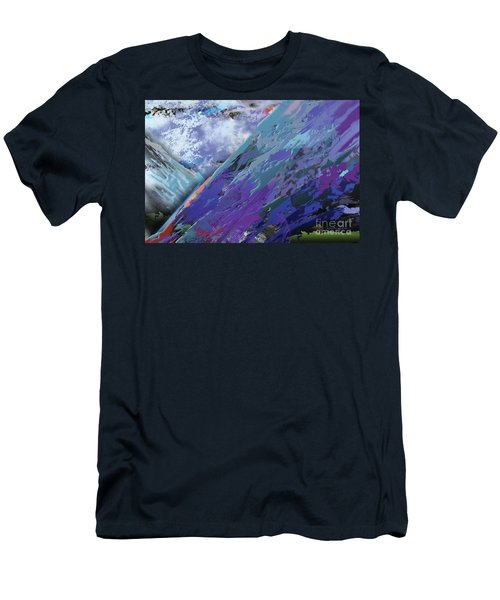 Glacial Vision Men's T-Shirt (Athletic Fit)