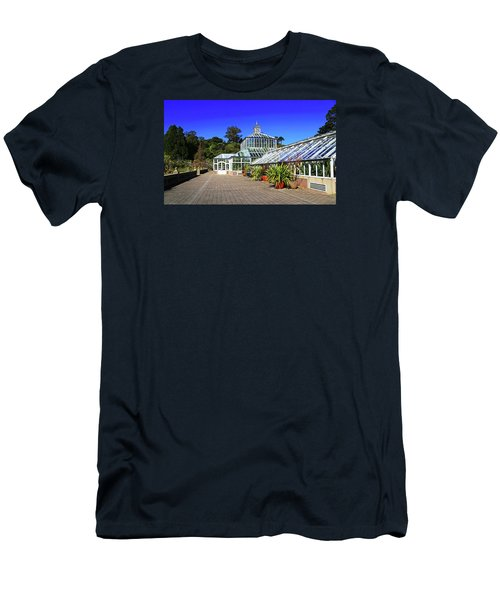 Glasshouse Entrance Men's T-Shirt (Athletic Fit)