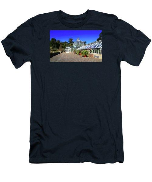 Glasshouse Entrance Men's T-Shirt (Athletic Fit)