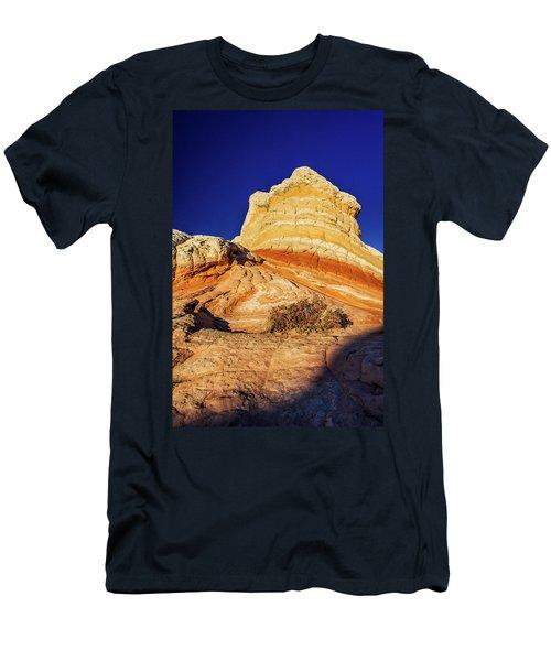 Men's T-Shirt (Slim Fit) featuring the photograph Glimpse by Chad Dutson