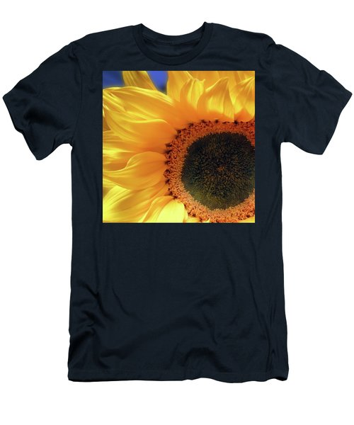 Glorious Sunflower Men's T-Shirt (Athletic Fit)