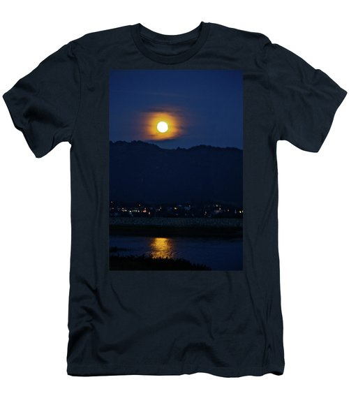 God's Nightlight Men's T-Shirt (Athletic Fit)
