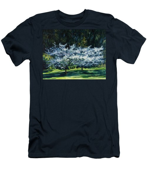 Golden Gate Park Men's T-Shirt (Athletic Fit)